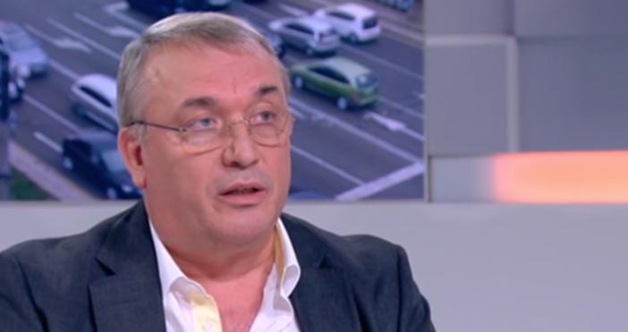 """Богомил Манчев, председател на """"Булатом"""", коментира в предаването """"Лице в"""