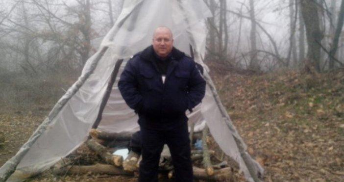 Страшни драми са съпътствали живота на полицая Добромир Лазаров, преди