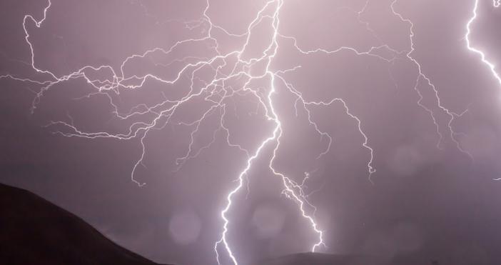 През нощта в Югозападна България облачността ще е значителна и