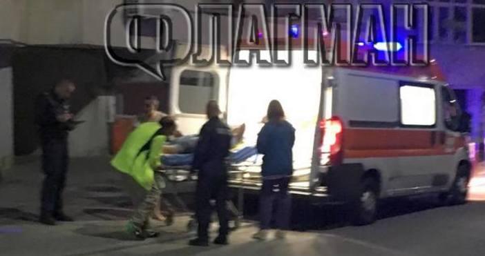 flagman.bgНещастен случай или опит за убийство заради семейна драма стои