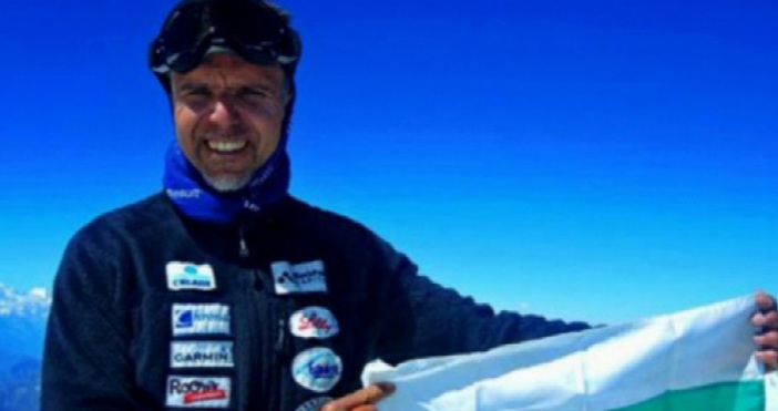 Италианските алпинисти Адриано Бонмасар и Романо Себастиани са последните, общували