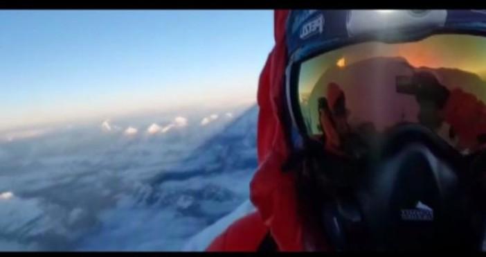 Снимка: btvnovinite.bgAлпинистът Слави Несторов, който изкачи Еверест, разказа в предаването