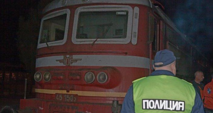 Булфото (архив)Пътническият влакот София за Варна е блъснал и убил