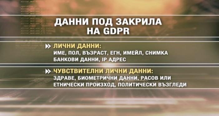 БтвИТ специалистът Константин Веселинов разясни еврорегламента, който влезе в силаНовата