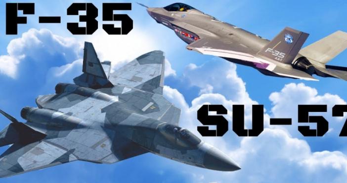 Турция може да закупи руски изтребители Су-57 вместо американските F-35,