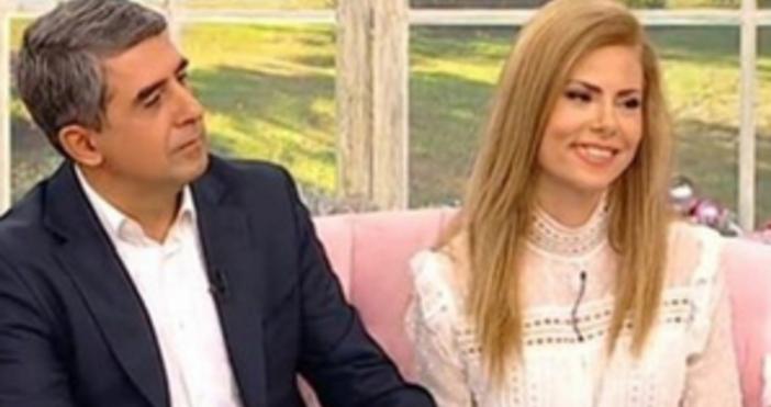 Росен Плевнелиев оправда отсъствието на половинката си Деси Банова от