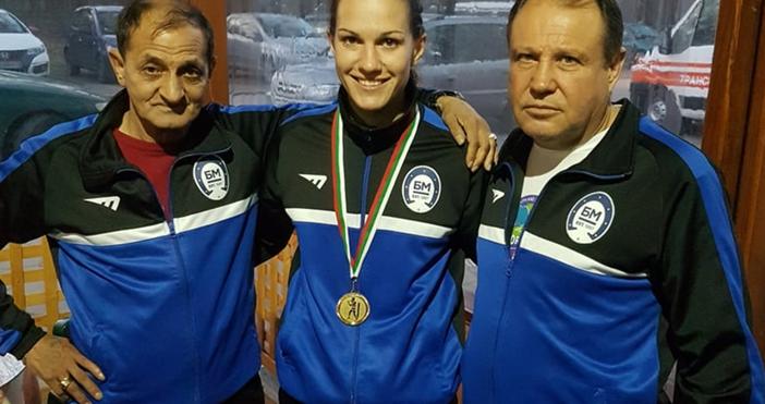 Мечтан жребий изтеглиСтанимира Петрова на европейското първенство побокс за жени,