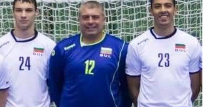 Големият вратар Иван Иванов-Змея преустановисъстезателната си кариера в хандбала на