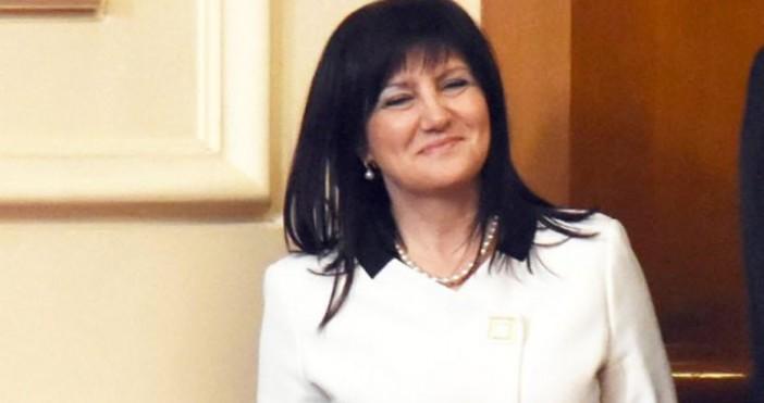 Председателят на Народното събрание Цвета Караянчева е на официално посещение