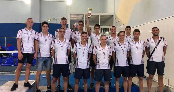 Отборът на Локомотив Никола Нанов спечели титлата в държавното първенство