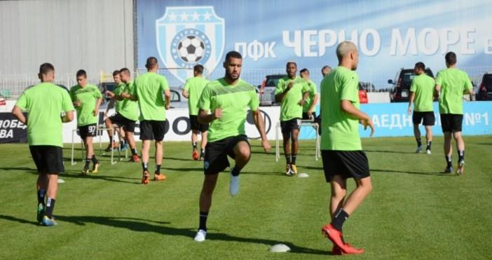 Отборът на Черно море започна подготовка за сезон 2018/2019 година.