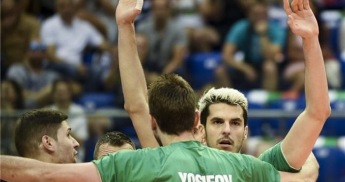 България се върна към победите във волейболната Лига на нациите,