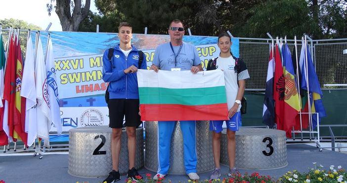 """Талантът на плувния шампион на България – ПСК """"Черно море"""","""
