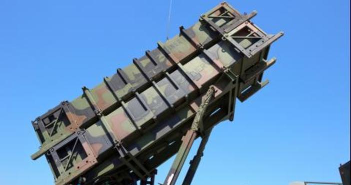 """Снимка: Атлантическият съвет иска от НАТО ракети """"Пейтриът"""" край Бургас"""