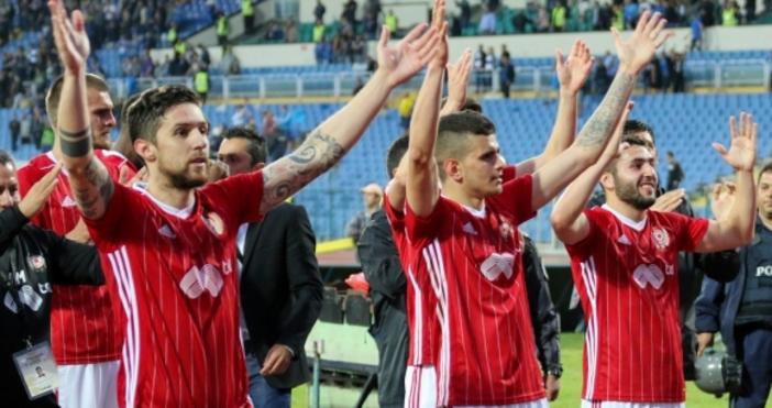 Българските отбори изтеглиха приемливжребийза първия квалификационен кръг вЛига Европа.Отборът наЦСКА-Софияще