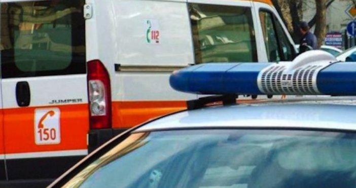 Автобус и товарен автомобил са катастрофирали по пътя Добрич –
