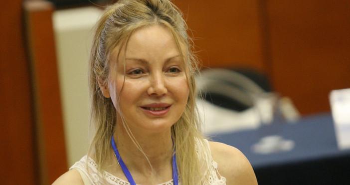 Директорката на Изпълнителната агенция по трансплантации д-р Мариана Симеоноваиска да