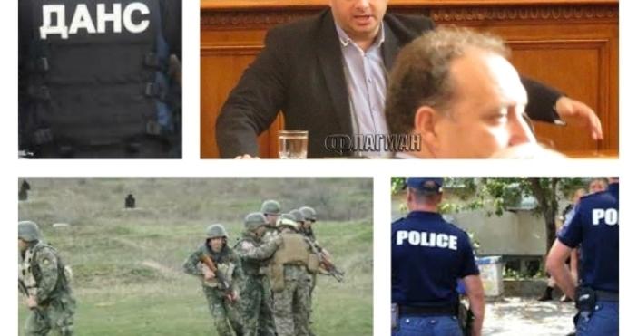 Полицаите и военните ще могат да стават служители на Държавна