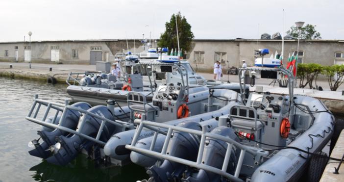 Снимка: ВМССъс съдействието на Посолството на САЩ в България, Военноморските