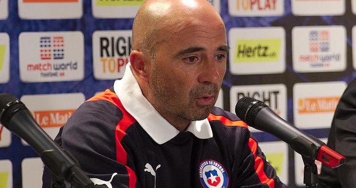 Селекционерът на аржентинския национален отбор по футбол Хорхе Сампаоли помоли