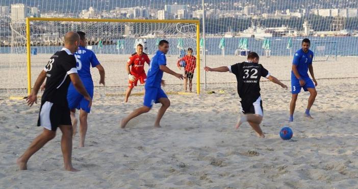 фото:Bulgaria beach soccerВарна ще отбележи Международният ден на Олимпизма на
