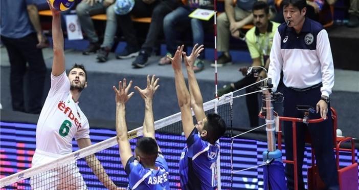 България записаизмъчен първи успех в последния си мач от Лигата