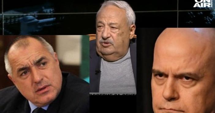 www.bgonair.bgИван Гарелов обяви в ефира на България он ер, че