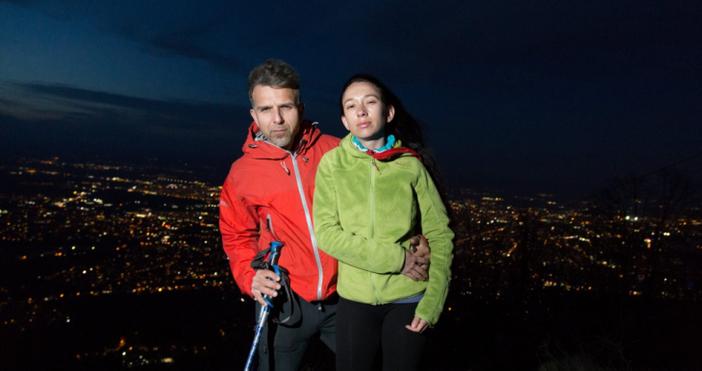 Преди около две седмицижената на мистериозно изчезналия алпинист Боян Петров