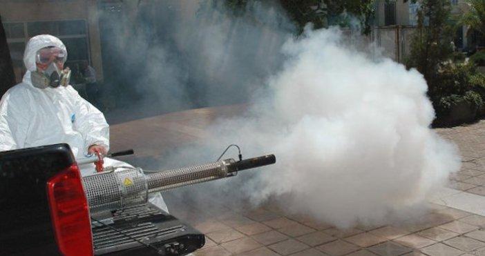 Снимка Булфото, архивЕдва три екипа се борят срещу насекомите и