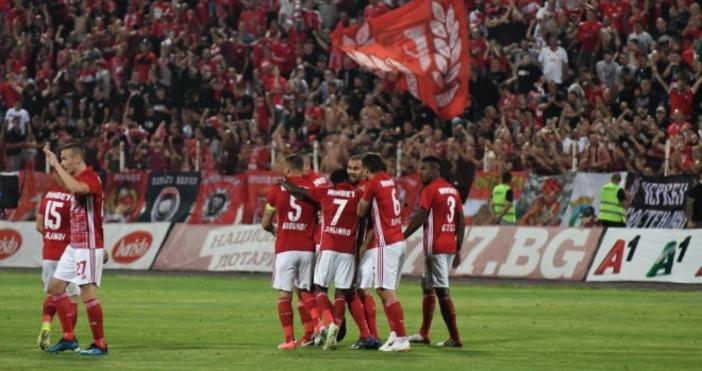 ЦСКА победи с 1:0 Рига в първия двубой от първия