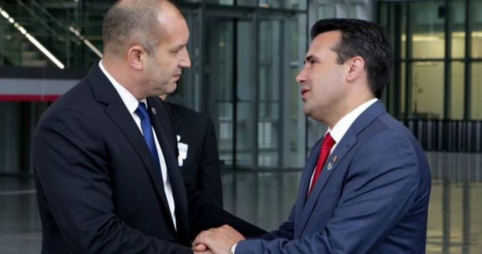 Поздравих в Брюксел министър-председателя Зоран Заев с получената покана от