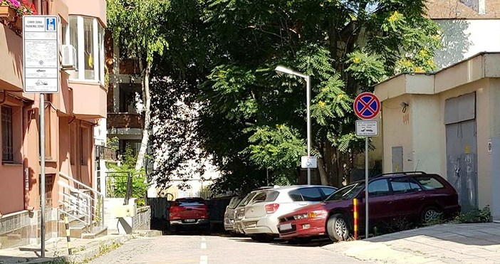 Синята зона във Варна вече е въведена и макар че