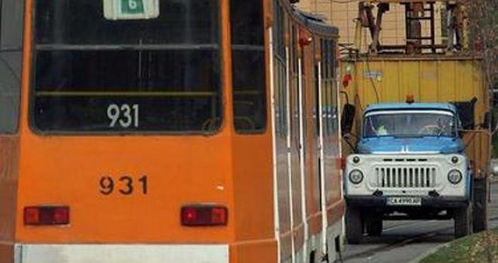 "Тролей ще замести трамвай № 6 в ""Лозенец"". Това решиха"