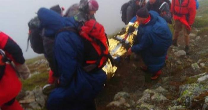 Успешно е приключила акцията по спасяване на 17-годишния белгийски скаут
