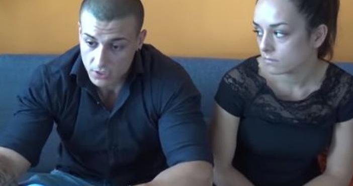 Кадри: Trafficnews.bgМлад мъж твърди, че е станал жертва на полицейско
