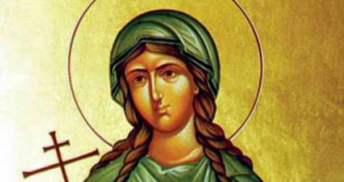 На тази дата Българската православна църква почита паметта на Св.