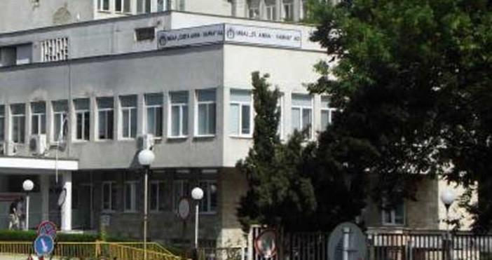 Д-р Шабан Хаджиев и медицинска сестра Неджмие Ибрахимова-Исмайлова от Спешното