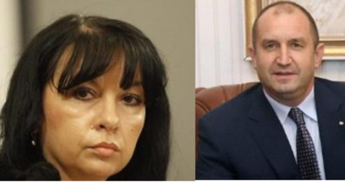 С невярна информация министърът на енергетиката Теменужка Петкова и депутати