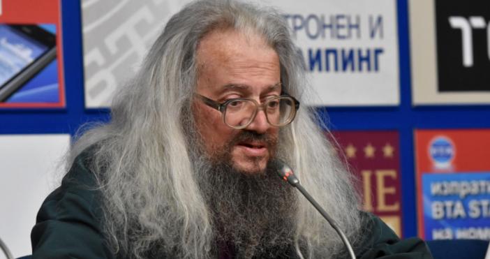 Николай Колев - Босия напусна заседанието на Временната комисия за
