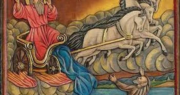 20 Юли - ИлинденНа този ден имен ден празнуват: Илия,