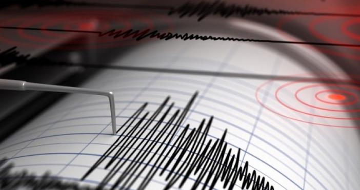 Регистрирано е земетресение с магнитуд 3.0 на територията на България,