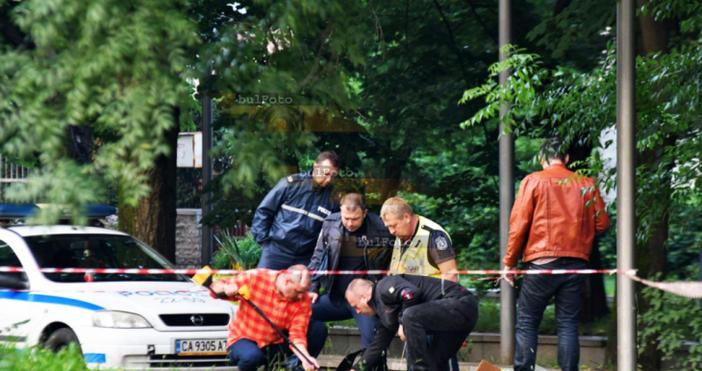 Снимката е илюстративна БулфотоБрутално убийство разтърси България. Престъплението е станало