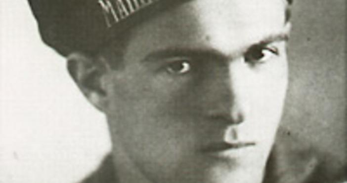 Българският поет Никола Вапцаров е осъден на смърт и още