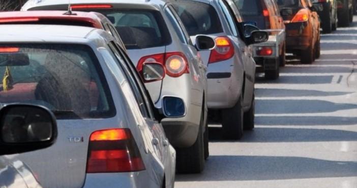 """Състояние на автомагистралите: АМ """"Тракия"""": Област Бургас: Движението от км"""