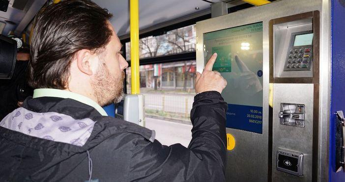 снимка Live.Varna.bgПо още две автобусни линии от общинската транспортна схема