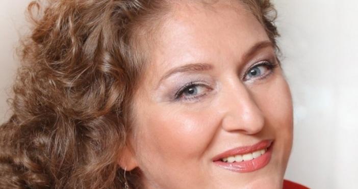 Изключителното българско сопрано ГАБРИЕЛА ГЕОРГИЕВА пред ВИОЛЕТА ТОНЧЕВА за първата