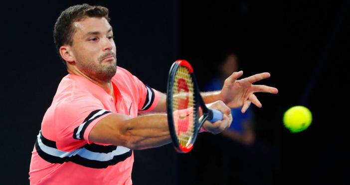 Григор Димитров се изкачи с едно място в световната ранглиста