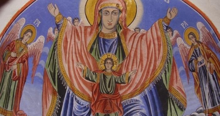 Днес Православната църква почита Свети Дометий и Неделя след Петдесетница.