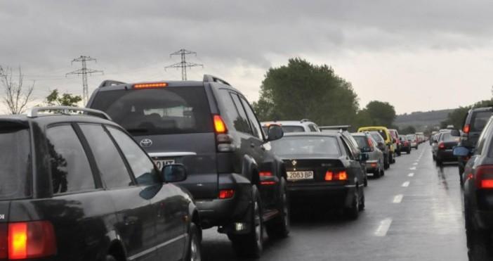 "Състояние на автомагистралите: АМ ""Тракия"": Област Бургас: До 14.08.2018 г."