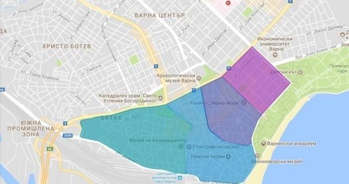 Изтече едномесечният гратисен период за синята зона във Варна. От